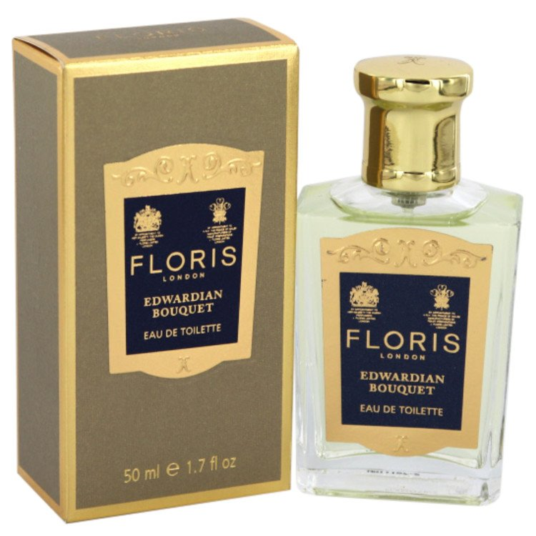 Edwardian Bouquet by Floris 1.7 oz Eau De Toilette Spray for Women