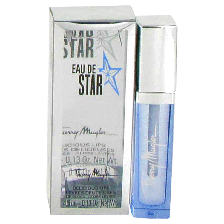 Eau De Star by Thierry Mugler 0.13 oz Lip Gloss for Women