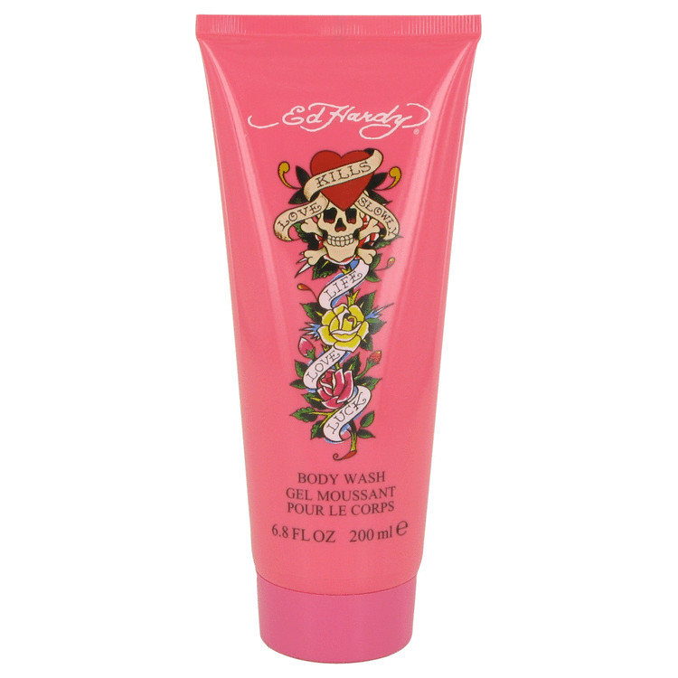 Ed Hardy by Christian Audigier 6.8 oz Shower Gel for Women