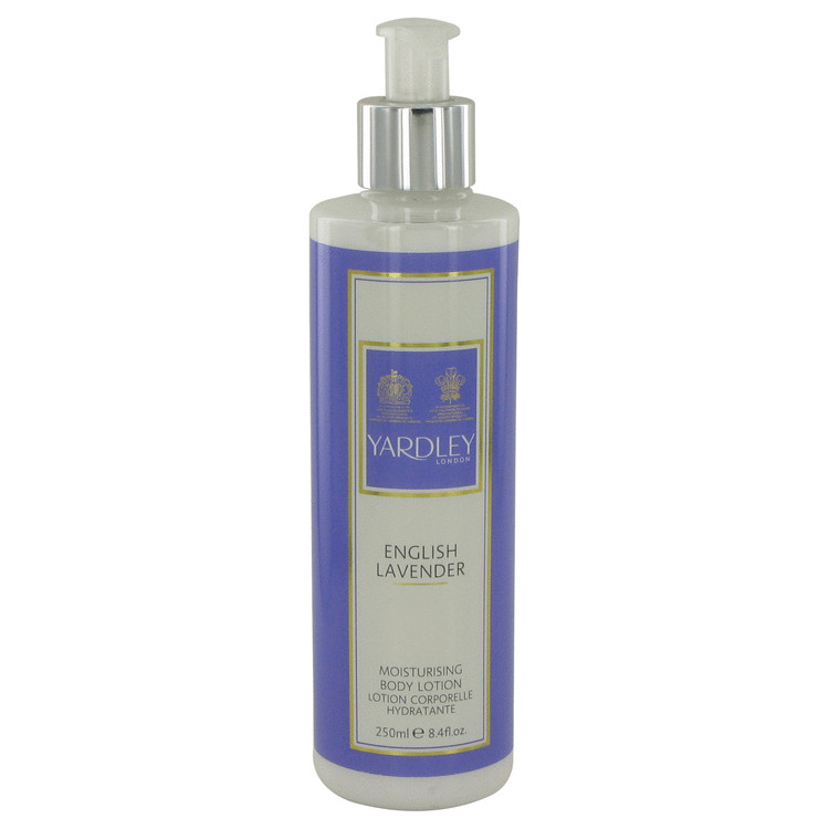 English Lavender by Yardley London Body Lotion 8.4 oz for Women
