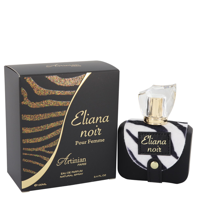 Eliana Noir by Artinian Paris 3.4 oz Eau De Parfum Spray for Women