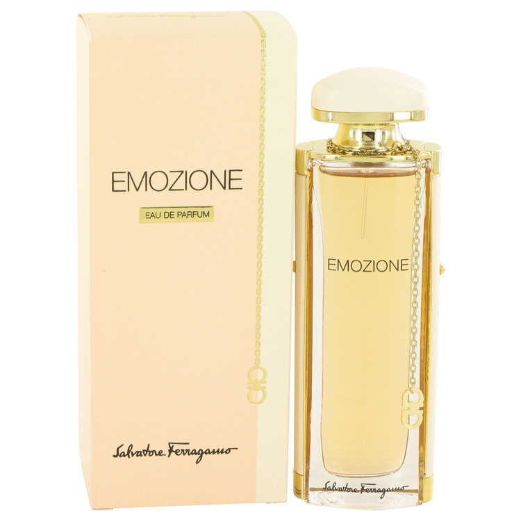 Emozione by Salvatore Ferragamo 1.7 oz Eau De Parfum Spray for Women