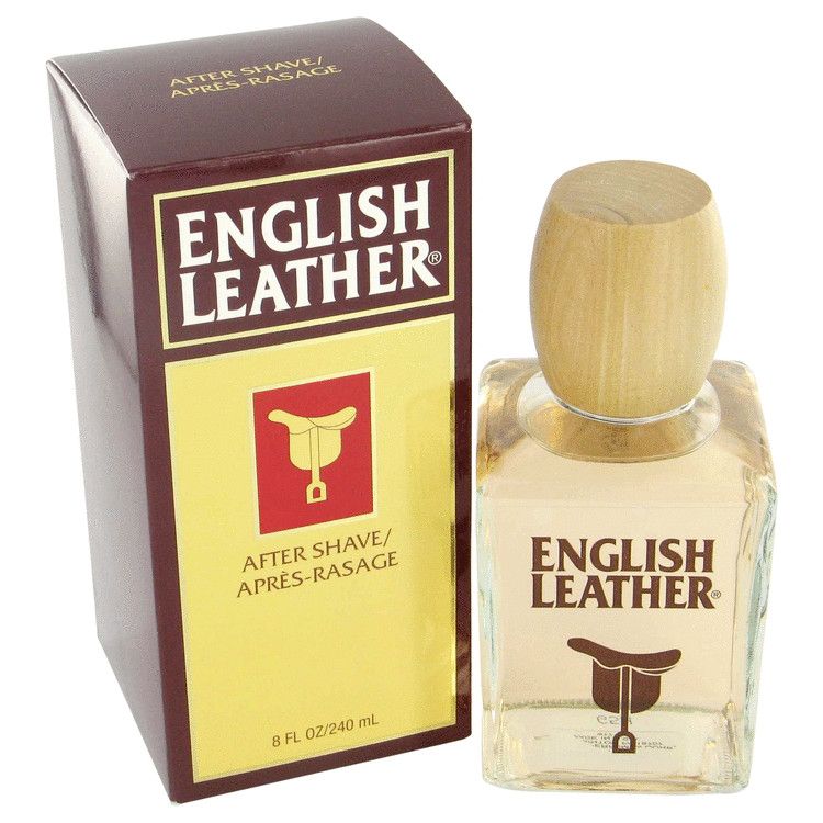 ENGLISH LEATHER by Dana After Shave 3.4 oz for Men