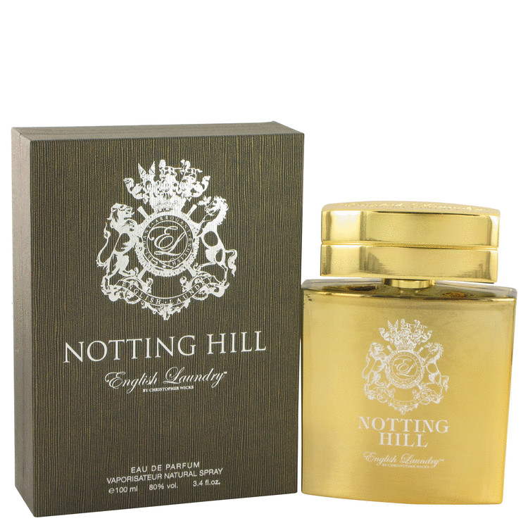 Notting Hill by English Laundry 3.4 oz Eau De Parfum Spray for Men