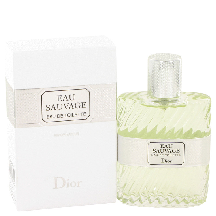 Eau Sauvage by Christian Dior 1.7 oz Eau De Toilette Spray for Men