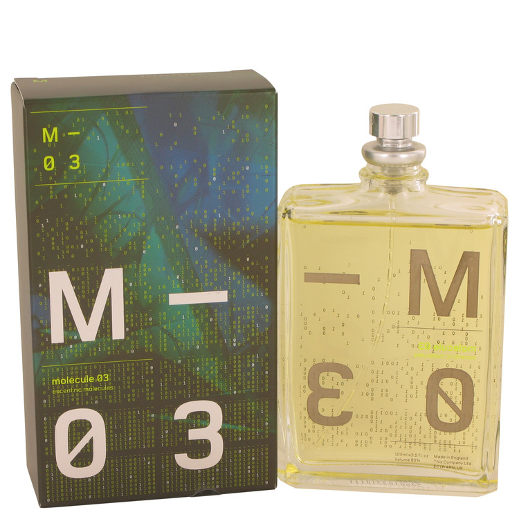 Molecule 03 by ESCENTRIC MOLECULES 3.5 oz Eau De Toilette Spray for Women