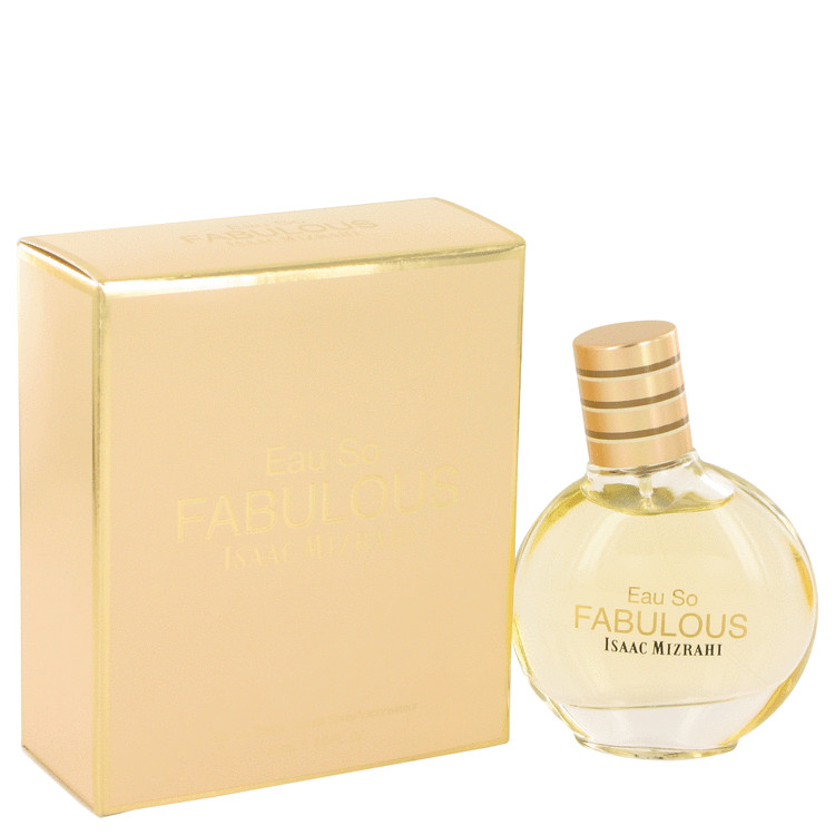 Eau So Fabulous by Isaac Mizrahi Eau De Toilette Spray 1 oz for Women