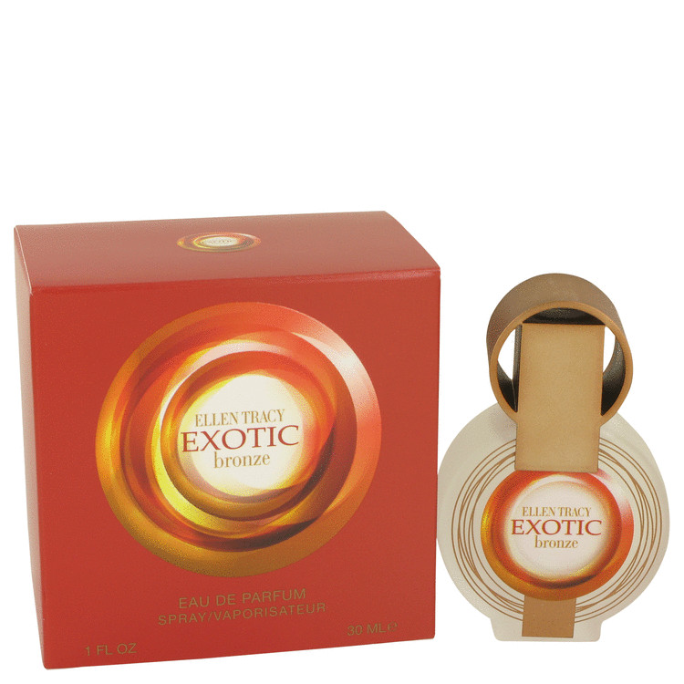 Ellen Tracy Exotic Bronze by Ellen Tracy Eau De Parfum Spray 1 oz for Women