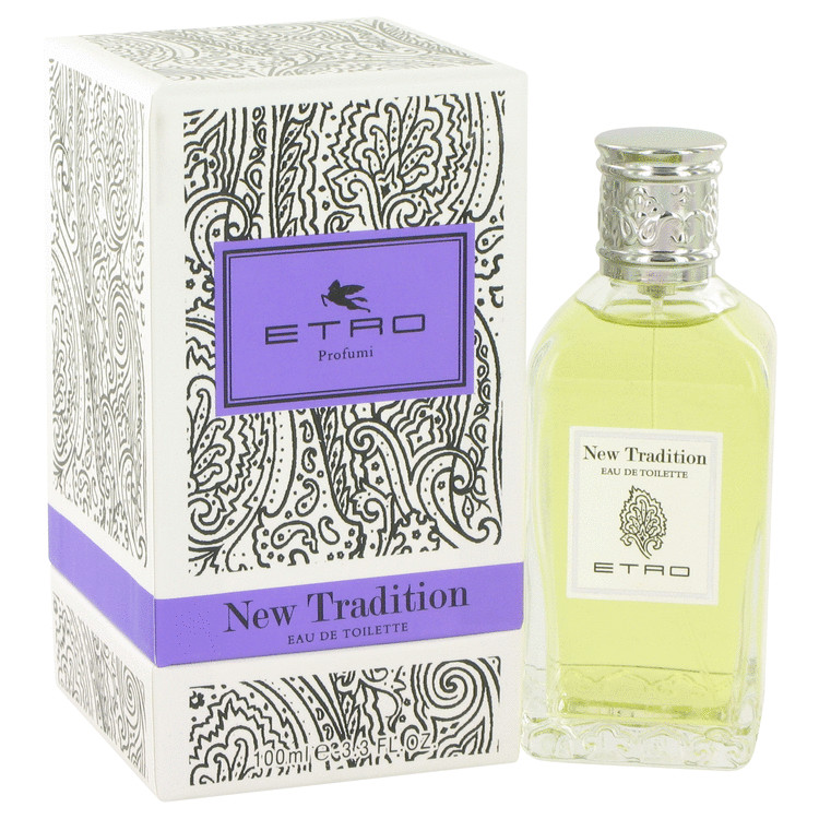 New Traditions by Etro 3.4 oz Eau De Toilette Spray for Women