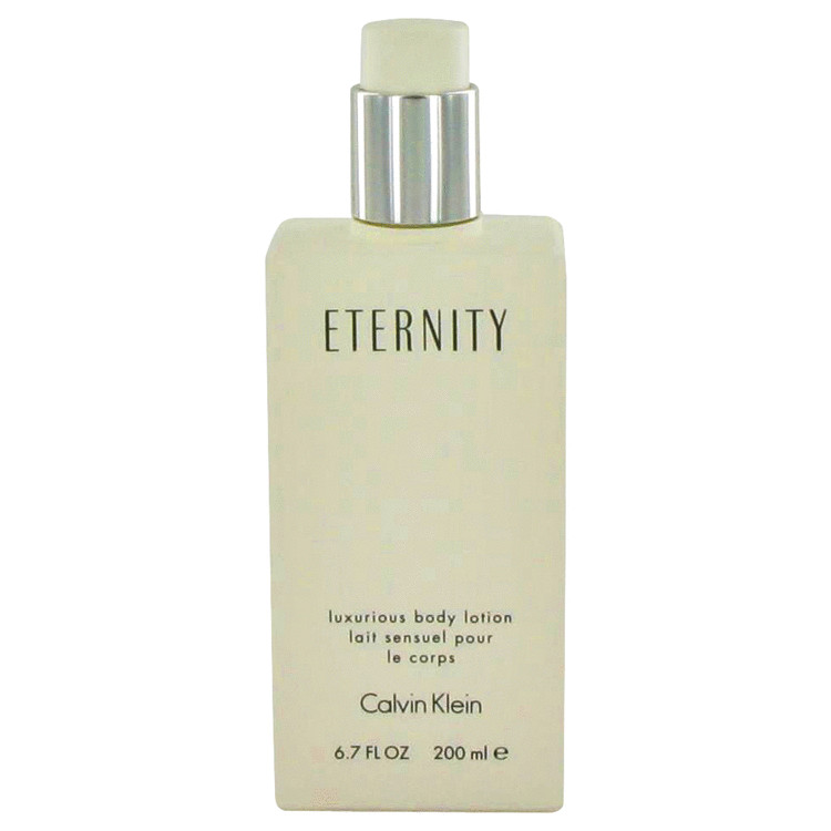 Eternity by Calvin Klein 6.7 oz Body Lotion for Women