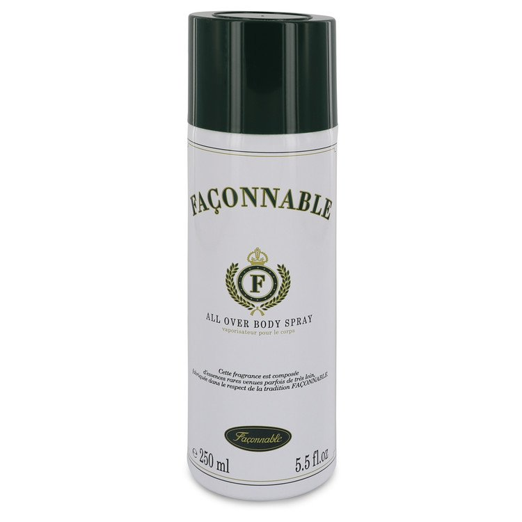 Faconnable by Faconnable 5.5 oz Body Spray for Men
