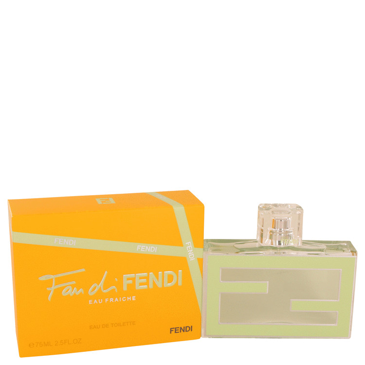 Fan Di Fendi by Fendi Eau Fraichie Spray 2.5 oz for Women