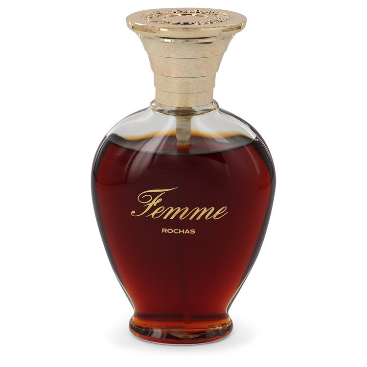 Femme Rochas by Rochas 3.4 oz Parfum De Toilette Spray for Women