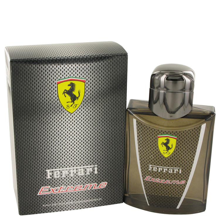 Ferrari Extreme by Ferrari Eau De Toilette Spray 4.2 oz for Men