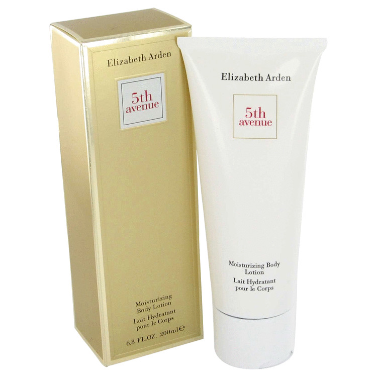 5th Avenue by Elizabeth Arden 6.8 oz Body Lotion for women