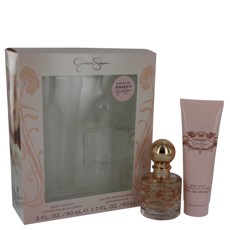 Fancy by Jessica Simpson 1.7 oz Eau De Parfum Spray + 3 oz Body Lotion for Women