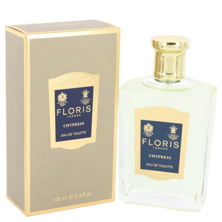 Floris Chypress by Floris 3.4 oz Eau De Toilette Spray for Women