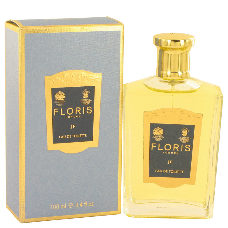 Floris Jf by Floris 3.4 oz Eau De Toilette Spray for Men