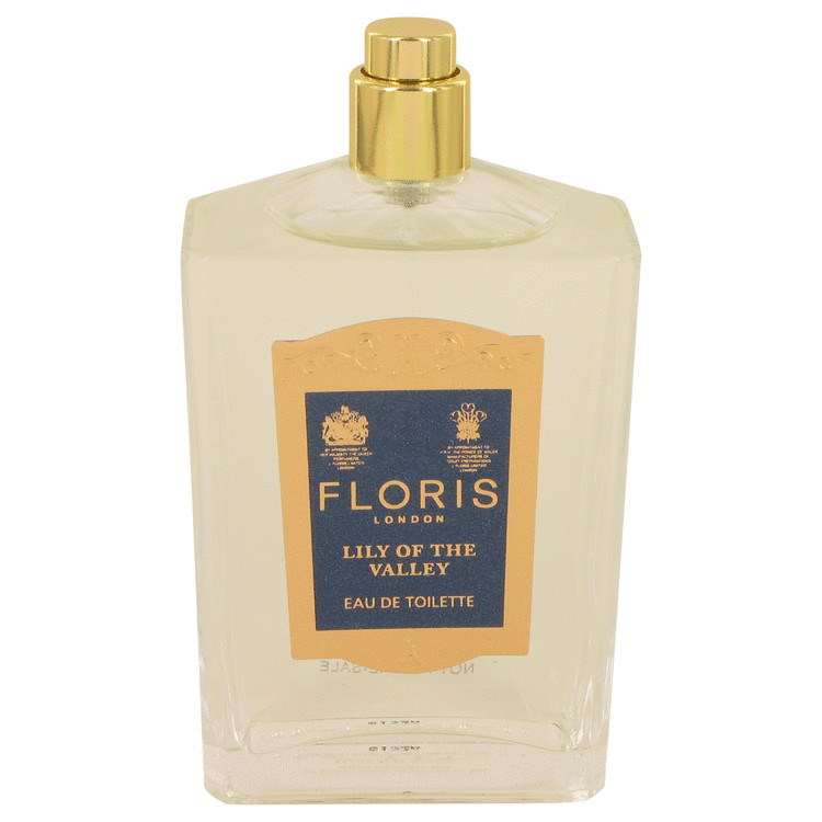 Floris Lily Of The Valley by Floris 3.4 oz Eau De Toilette spray for Women