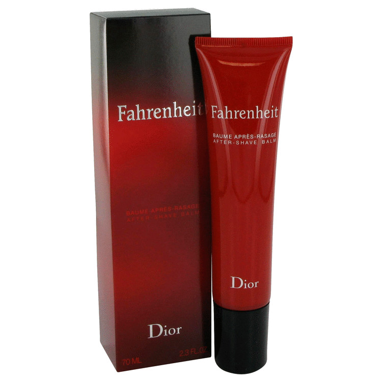 FAHRENHEIT by Christian Dior After Shave Balm 2.3 oz for Men