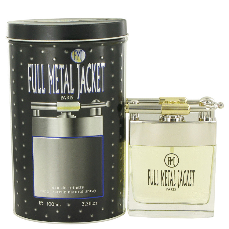 Full Metal Jacket by unknown Eau De Toilette Spray 3.4 oz for Men