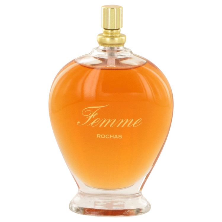 Femme Rochas by Rochas 3.3 oz Eau De Toilette Spray for Women