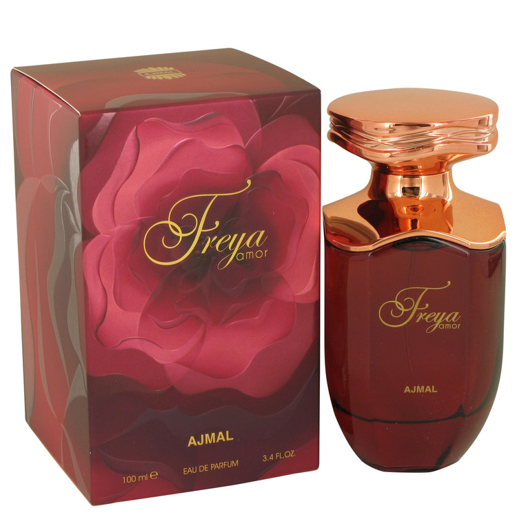 Freya Amor by Ajmal 3.4 oz Eau De Parfum Spray for Women