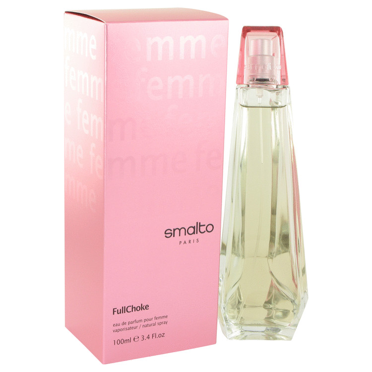 Full Choke by Francesco Smalto 3.4 oz Eau De Parfum Spray for Women