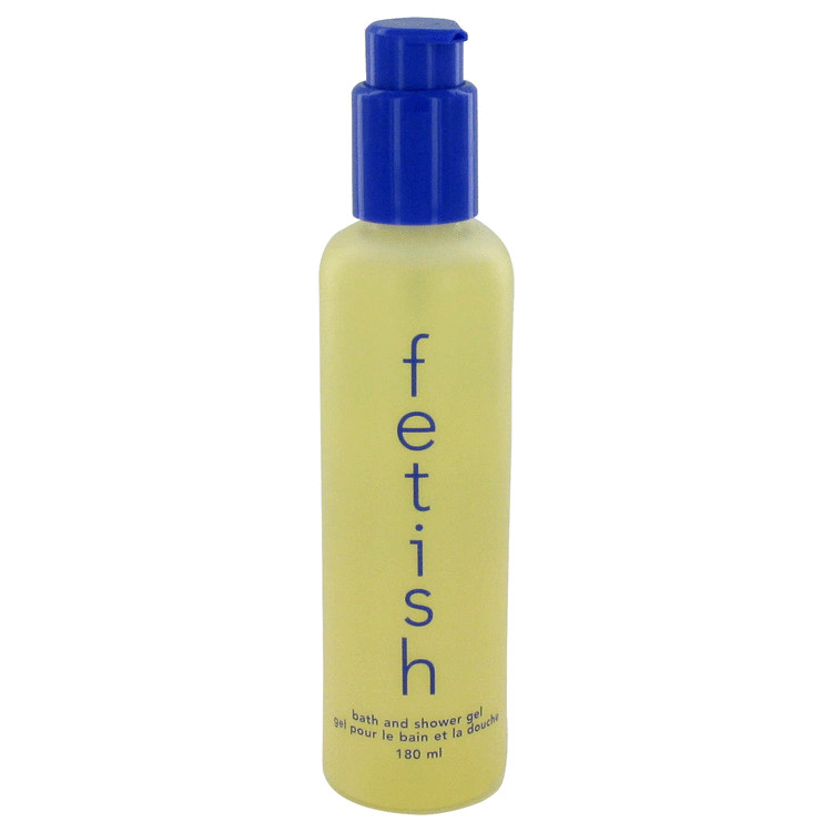 FETISH by Dana Shower Gel 6 oz for Women
