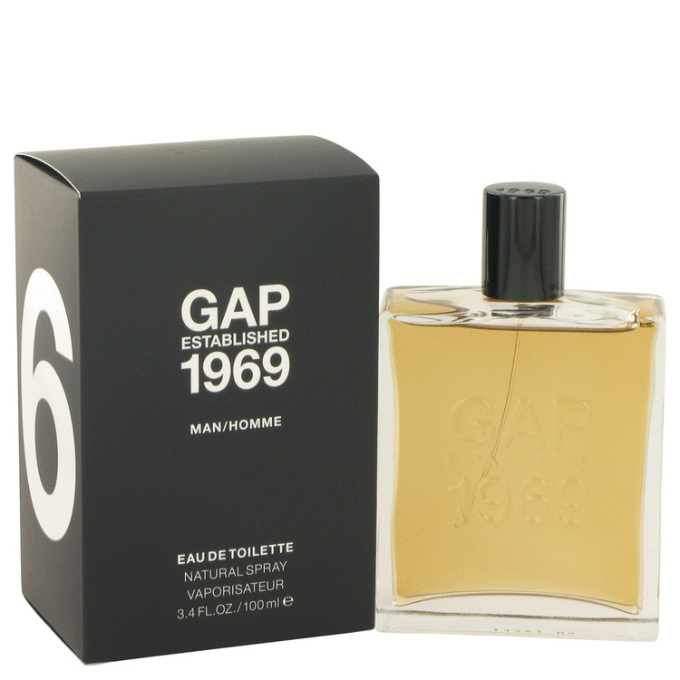 Gap 1969 by Gap 3.4 oz Eau De Toilette Spray for Men