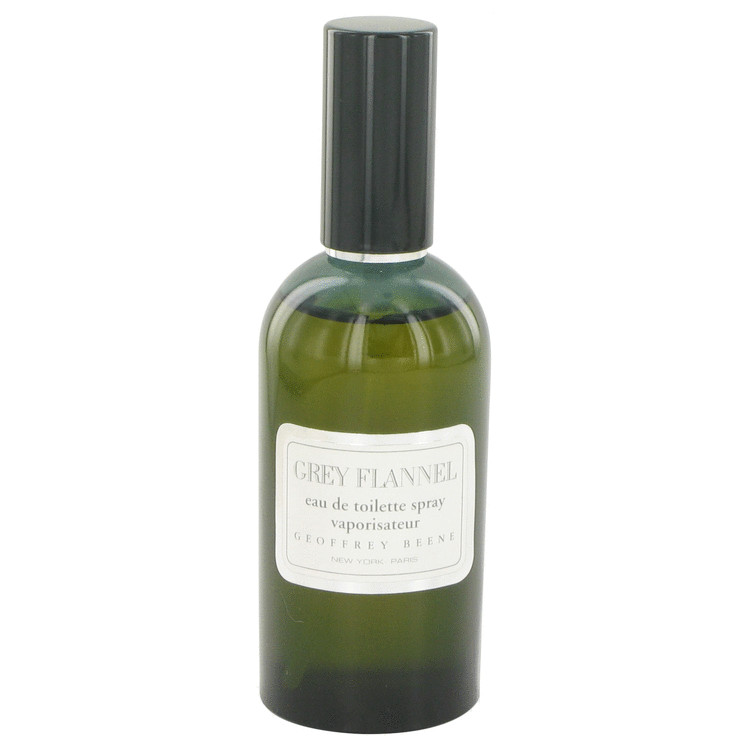 GREY FLANNEL by Geoffrey Beene Eau De Toilette Spray (unboxed) 2 oz for Men