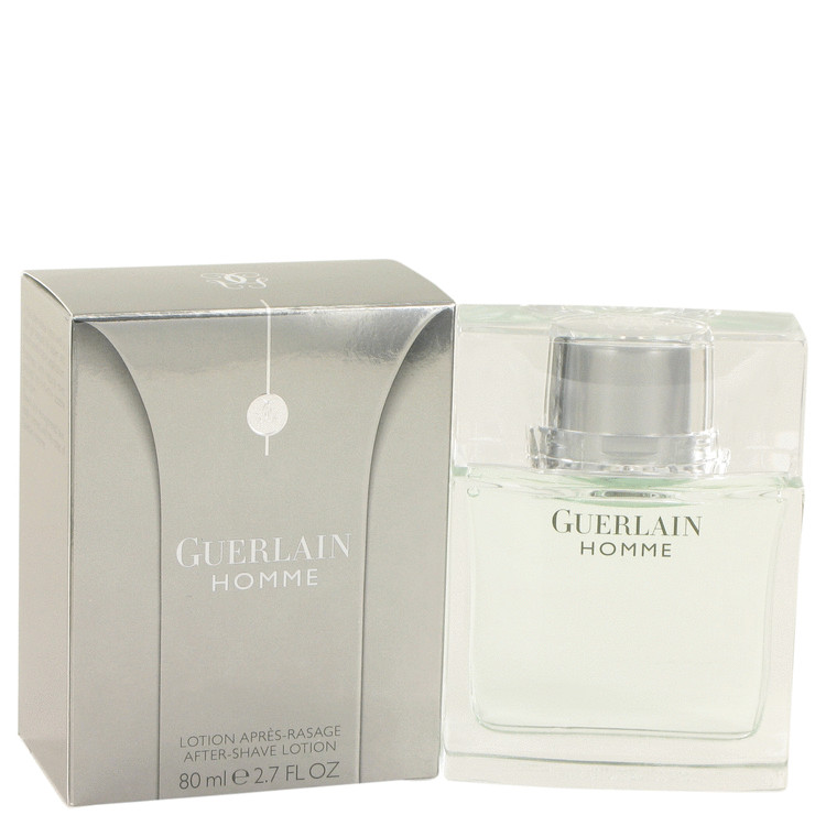 Guerlain Homme by Guerlain After Shave Lotion 2.7 oz for Men