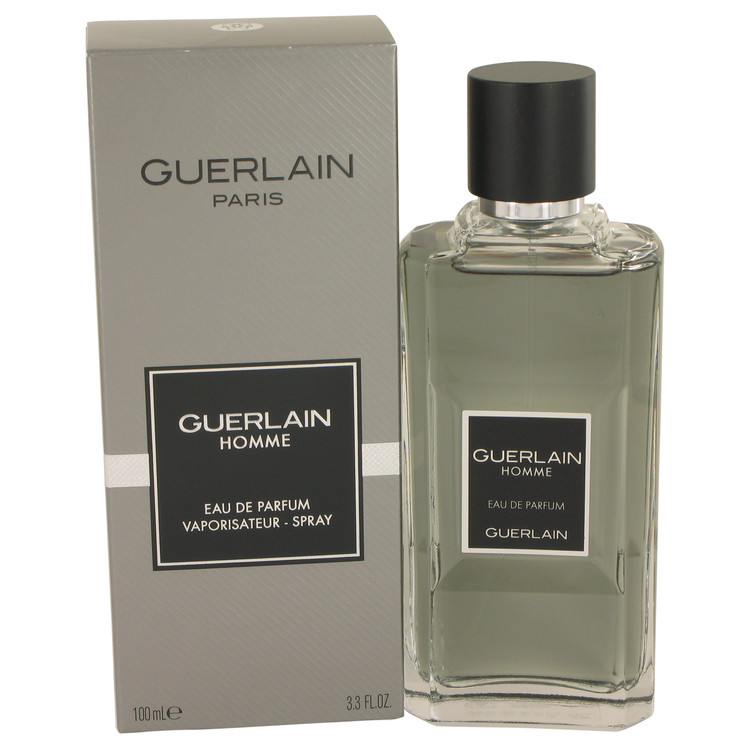 Guerlain Homme by Guerlain Eau De Parfum Spray 3.3 oz for Men