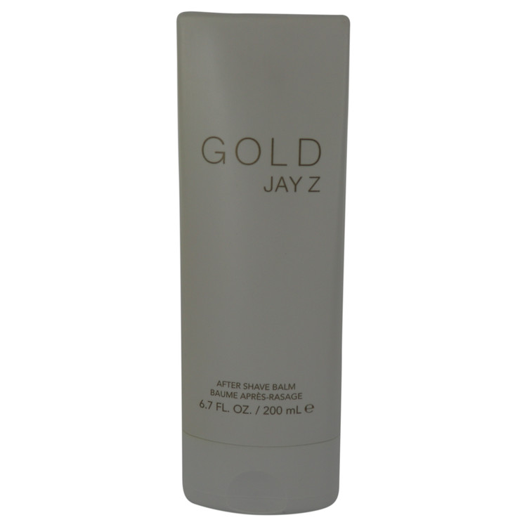 Gold Jay Z by Jay-Z 6.7 oz After Shave Balm for Men