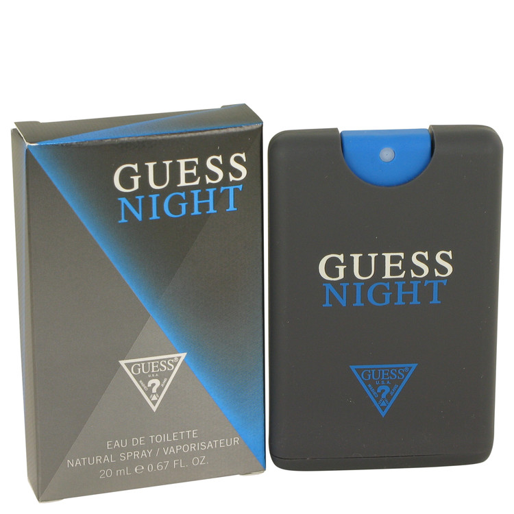 Guess Night by Guess 0.67 oz Mini EDT Spray for Men