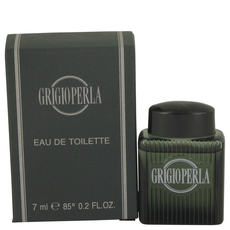 Grigio Perla by Grigio Perla 0.2 oz Mini EDT for Men