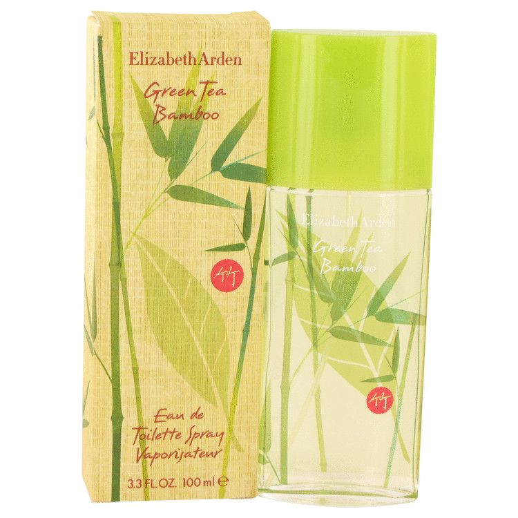 Green Tea Bamboo by Elizabeth Arden 3.3 oz Eau De Toilette Spray for Women