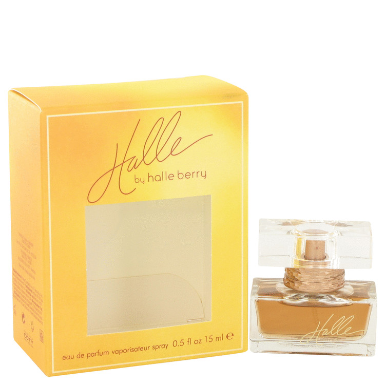 Halle by Halle Berry Mini EDP Spray .5 oz for Women