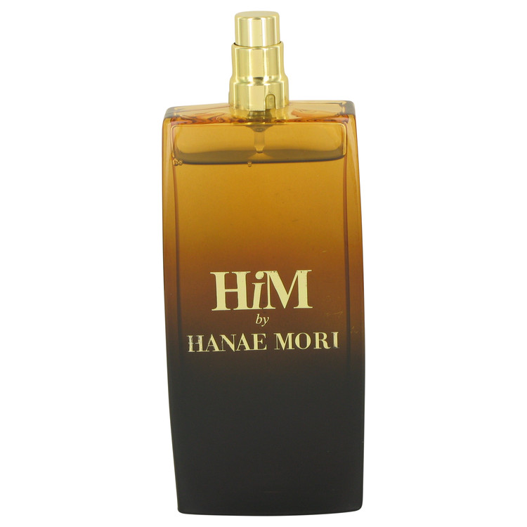 Hanae Mori Him by Hanae Mori Eau De Toilette Spray (Tester) 3.4 oz for Men