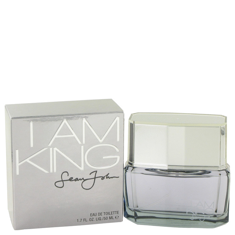 I Am King by Sean John Eau De Toilette Spray 1.7 oz for Men