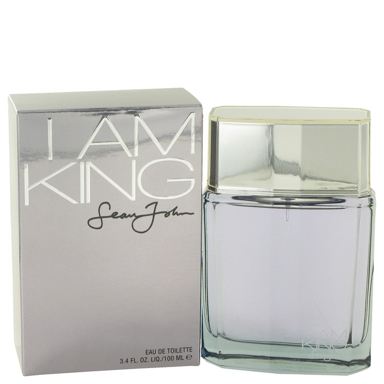 I Am King by Sean John 3.4 oz Eau De Toilette Spray for Men