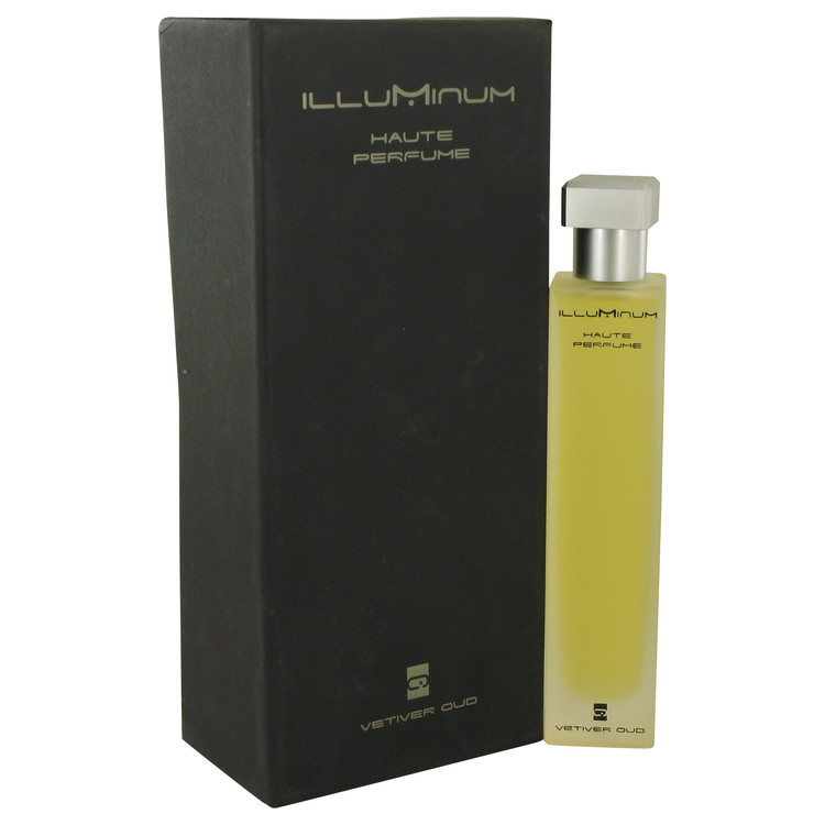 Illuminum Vetiver Oud by Illuminum 3.4 oz Eau De Parfum Spray for Women