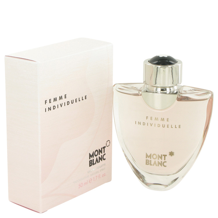 Individuelle by Mont Blanc 1.7 oz Eau De Toilette Spray for Women