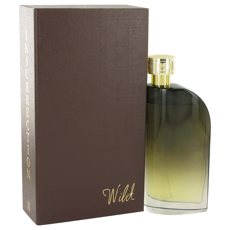 Insurrection Ii Wild by Reyane Tradition 3 oz Eau De Toilette Spray for Men