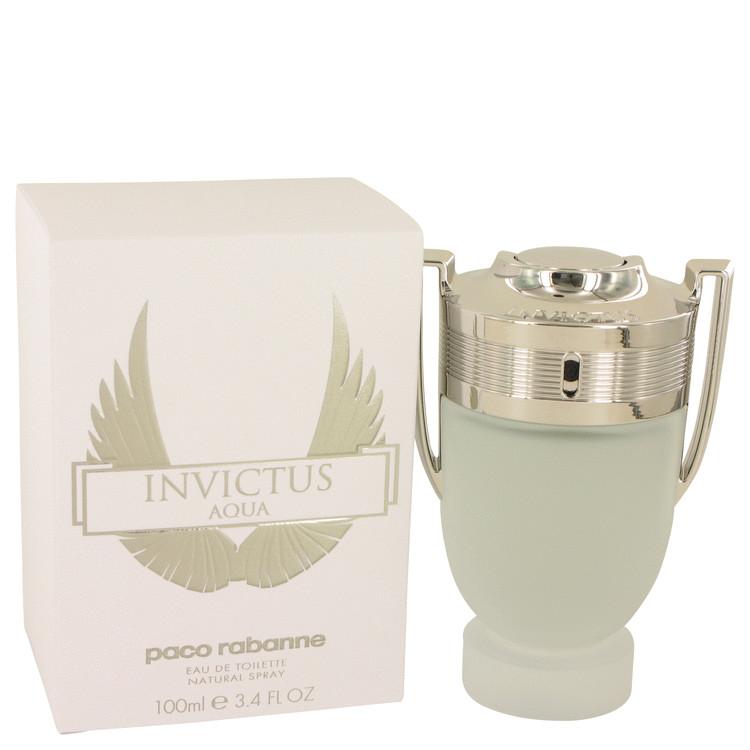 27830b01c9 Invictus Aqua by Paco Rabanne 3.4 oz Eau De Toilette Spray for Men
