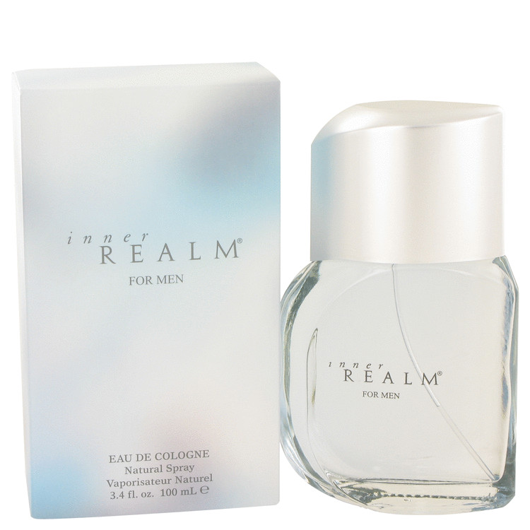 Inner Realm by Erox 3.4 oz Eau De Cologne Spray for Men