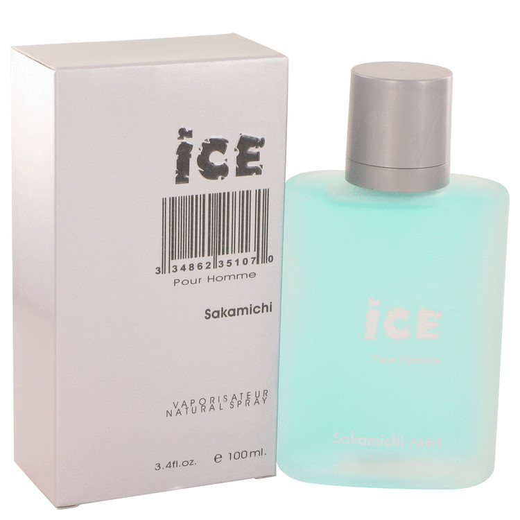 Ice by Sakamichi 3.4 oz Eau De Parfum Spray for Men