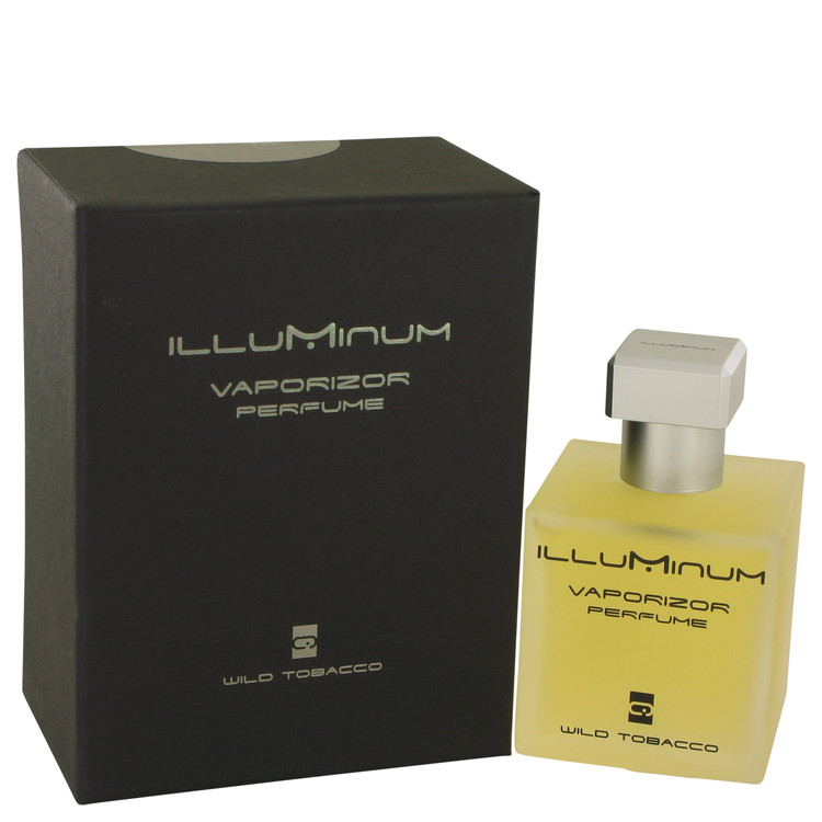 Illuminum Wild Tobacco by Illuminum 3.4 oz Eau De Parfum Spray for Women