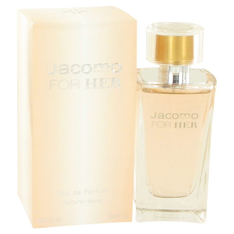 Jacomo De Jacomo by Jacomo 3.4 oz Eau De Parfum Spray for Women