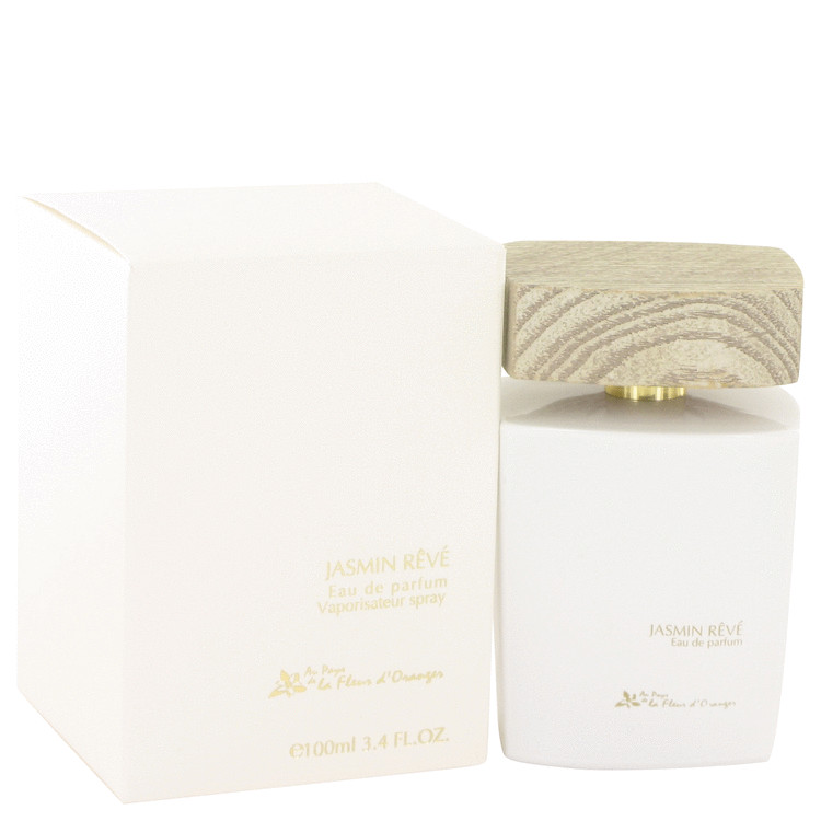 Jasmin Reve by Au Pays De La Fleur dGÇÖOranger 3.4 oz Eau De Parfum Spray for Women